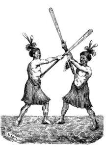маори- дубинкка